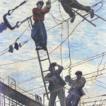 Попков Электрики 1958