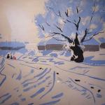 Попков Зима 1962
