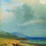 Пейзаж Крым