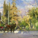 Коровин Гурзуф 1915 км 65х87 Национальная галерея Армении