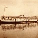 кинешма  пароход боярышня
