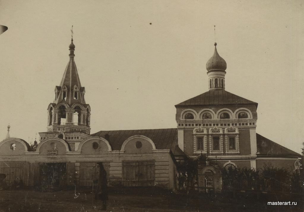 муром николо-зарядская ц 1900-е
