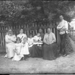 муром семья свящ целебровскаго с.арефино