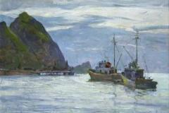 seinery-u-beregov-gurzufa-1956