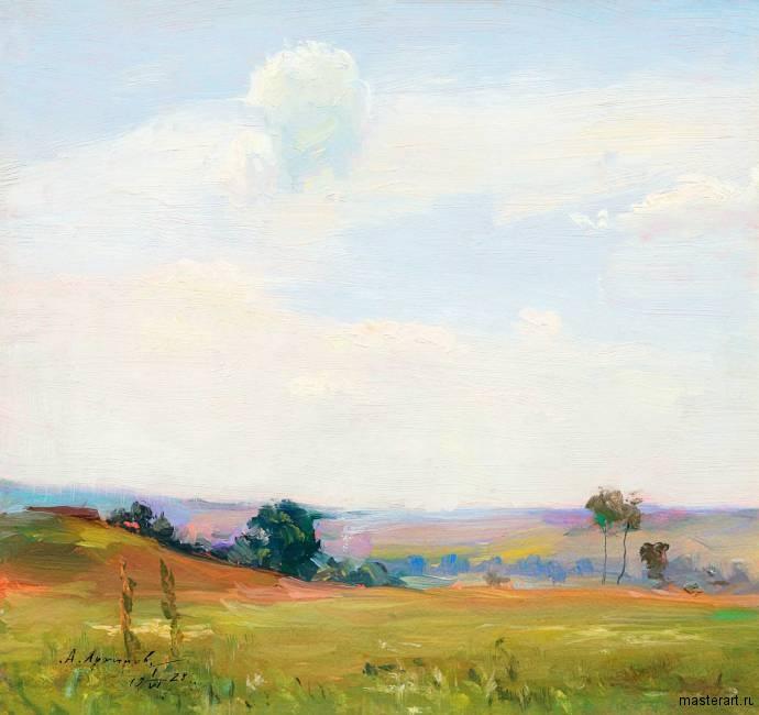 Летний пейзаж 1928