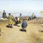 Лед прошел 1895 хм 670х136 Рязанский областной художественный музей