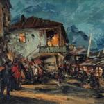 Коровин Гурзуф 1911