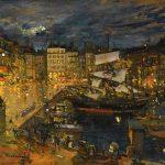 Коровин Марсельский порт 1938