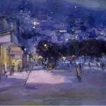 Коровин Вид Монако 1922