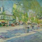 Коровин Париж конец 1920х-1930е