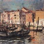 Коровин Венеция 1894 хм 60х72 Костромской гос худож музей