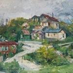 Коровин Деревня