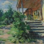 Коровин Дача летом 1904-1907