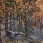 Коровин Лес 1918