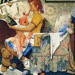 Ironicheskie-illyustracii-Normana-Rokuyella-19