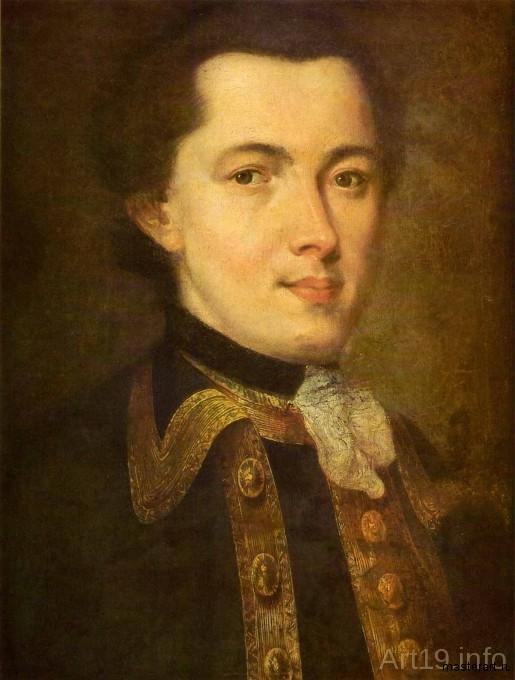 portret-neivestnogo-molodogo-cheloveka-v-gvardeiskom-mundire