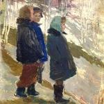 Âåñíà. 195616õ22  ê..ì.