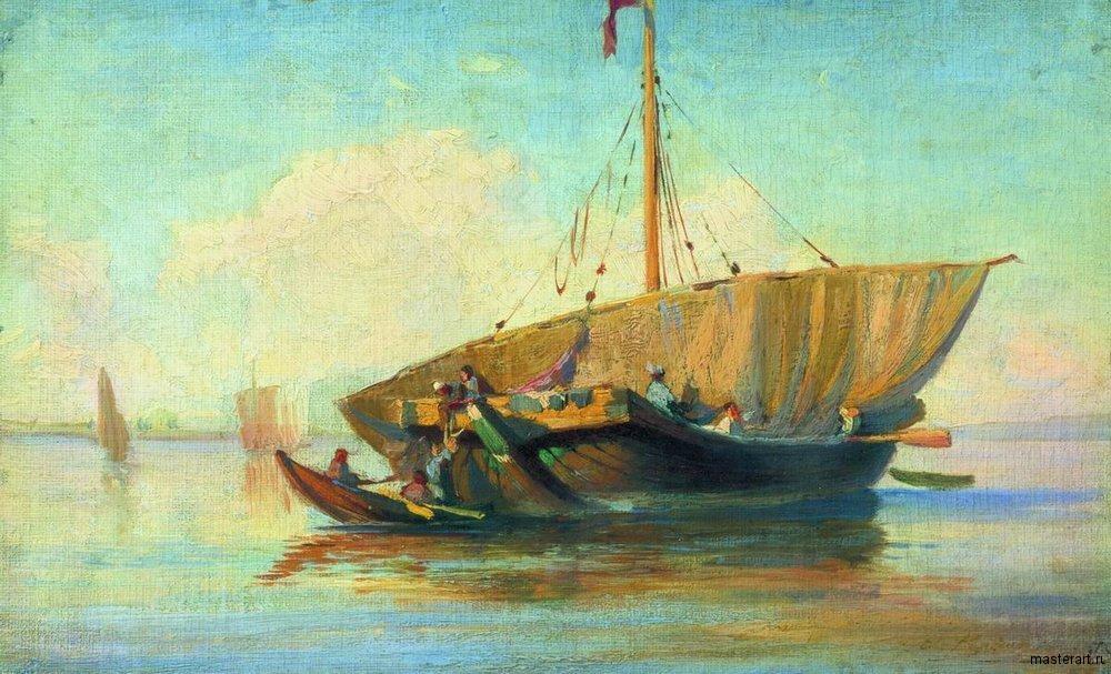 Лодка 1870 хдм 17х28 ГТГ