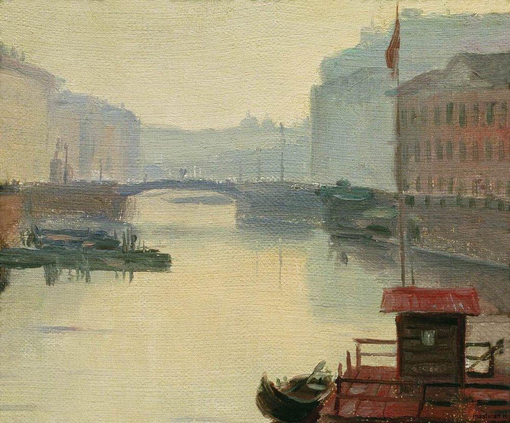 На мойке 1871