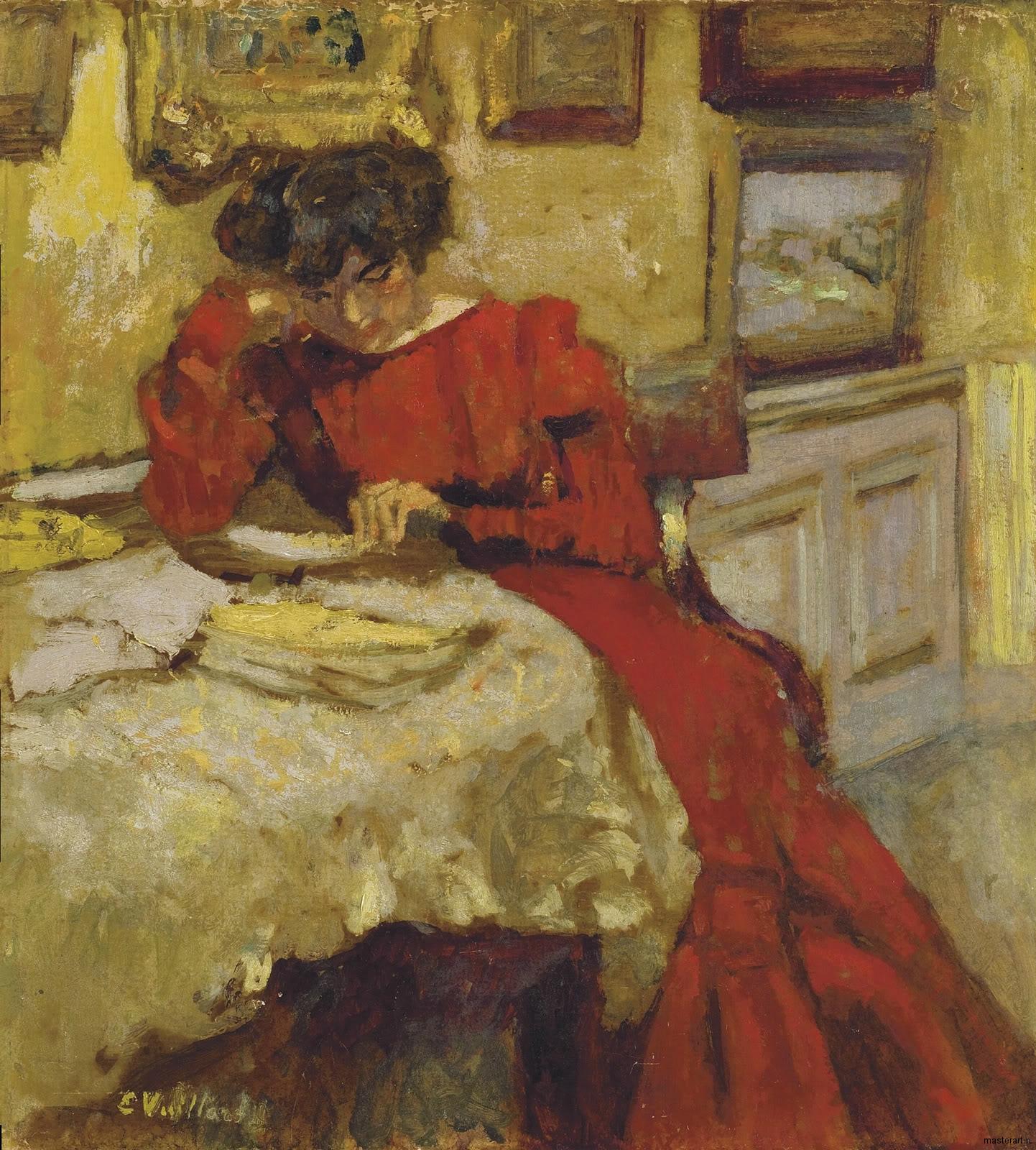 Edouard Vuillard, Madame Hessel