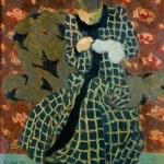 Vuillard, Seamstress 1891
