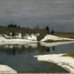 Левитан ИИ  Ранняя весна 1898  хм 41х66  ГРМ