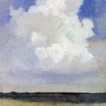 Левитан ИИ Облако 1878 км 25х20 Государственный литературный музей