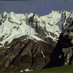 Левитан ИИ  Цепь гор Монблан 1897 км 31х39  ГТГ