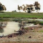 Левитан ИИ  Пейзаж 1890е  хм 34х25  Челябинская областная картинная галерея