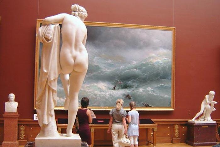 Фотовыставка эротика санкт петербург большая морская