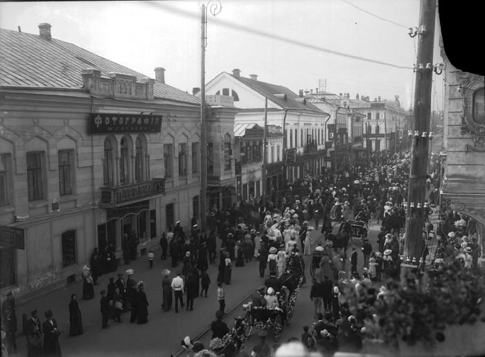 нижн новг  день бел ромашки 1912г