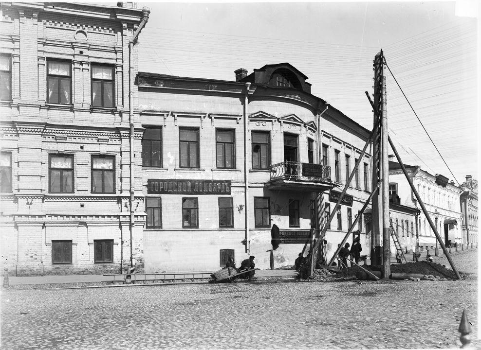 н.новг благовещ пл 1900г