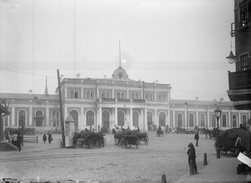 н.н. моск вокзал