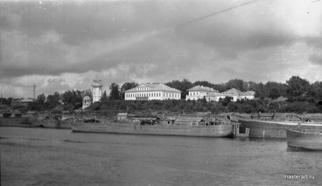 имение петровское дворян михалковых рыбинск муз-заповедн