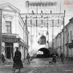 ярослав знаменс ворота