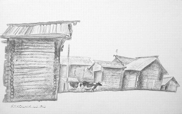 Попков Деревня