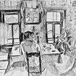 Попков Виктор Ефимович (Россия, 1932–1974) «Деревня Потеряево»