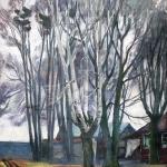 Попков Деревья 1969