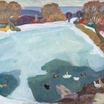 Попков Озеро на Велегоже 1965