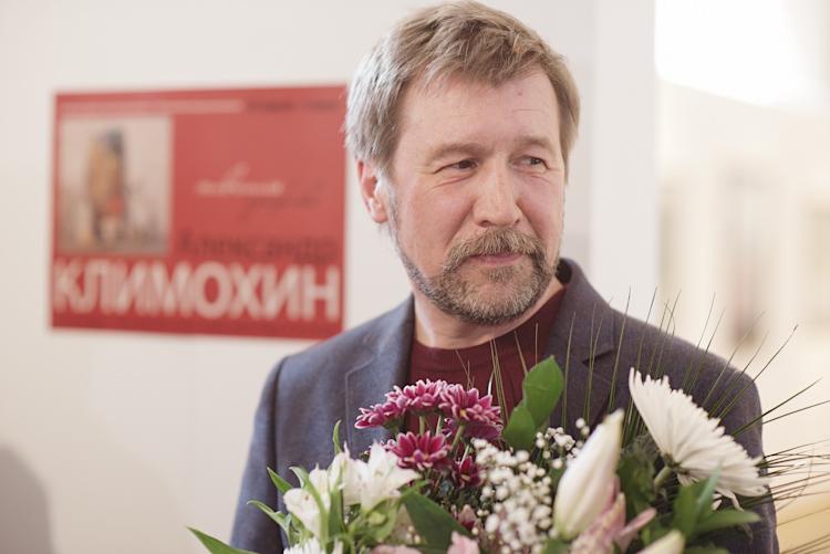 Художник Климохин