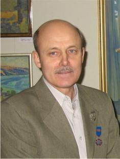 Художник Мезер Василий Васильевич