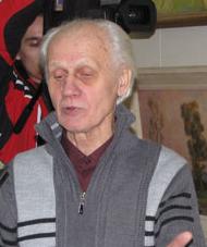 Художник Павлов Борис Сергеевич